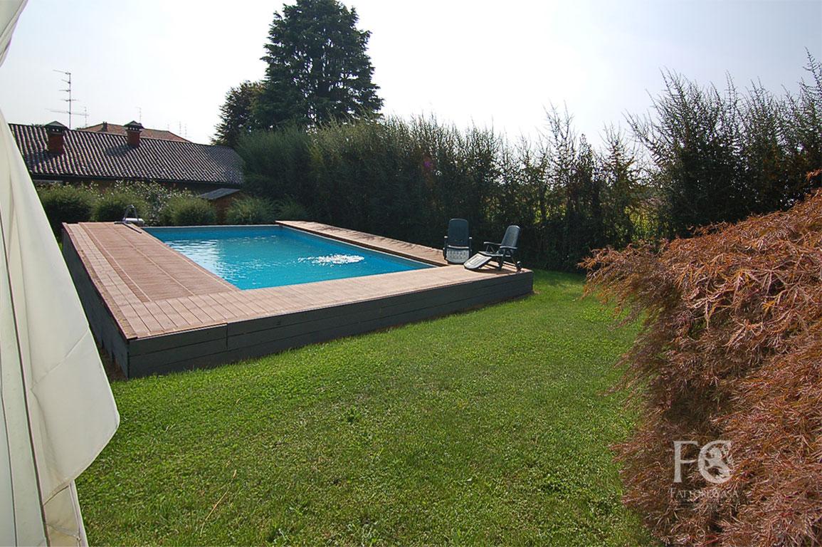 Villa con Parco a Fenegrò