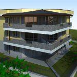 grandi terrazzi appartamento trilocale vendita cislago