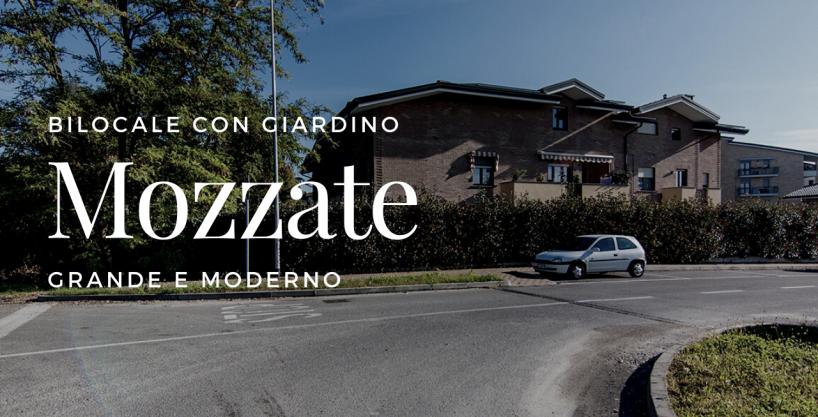 Bilocale con Giardino di Via Don Luigi Monza