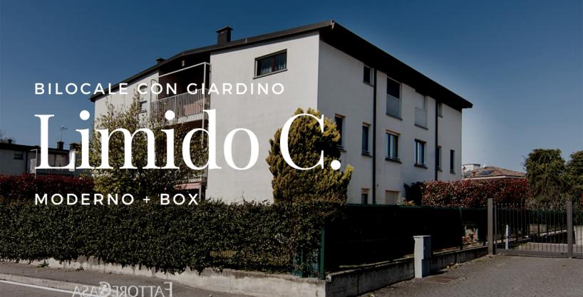 Case a Limido Comasco – Bilocale con Giardino di Via Falcone