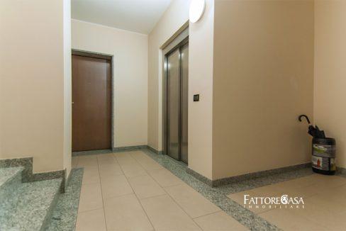 secondo piano con ascensore