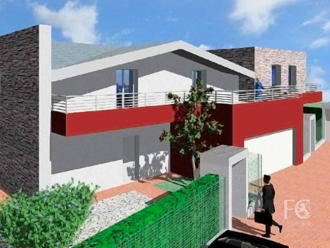 villa vendita nuova costruzione mozzate como