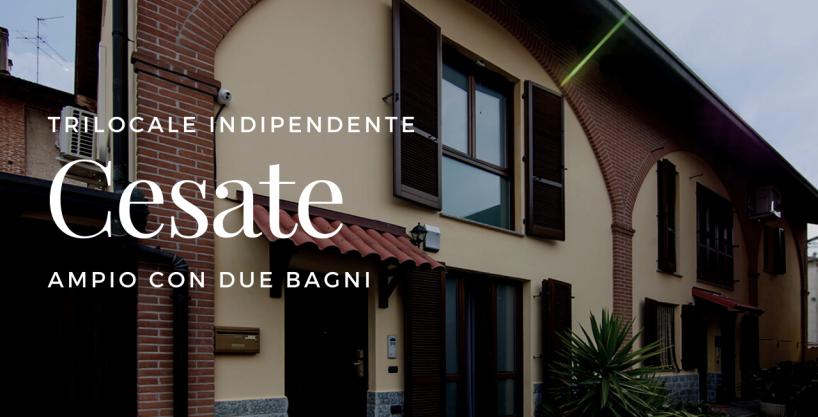 Case a Cesate | Trilocale Indipendente